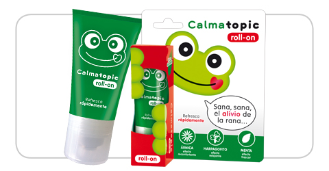 Novo! Calmatopic roll-on