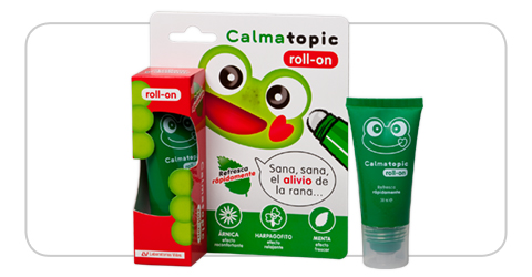 Calmatopic roll-on photo