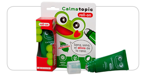 New! Calmatopic roll-on