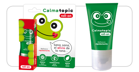 Foto Calmatopic roll-on