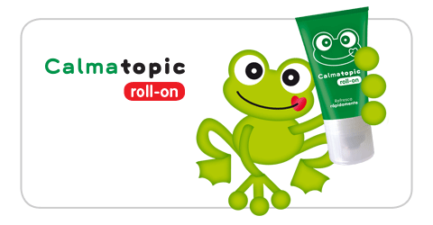Frog + Calmatopic roll-on