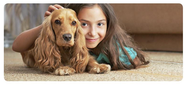 Mamá, papá, ¡quiero un perro!