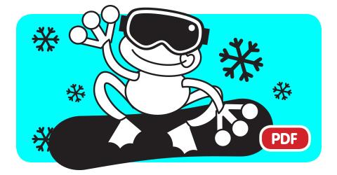 Calmatopic na neve