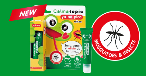 ¡NEW! Calmatopic YA-NO-PICA roll-on