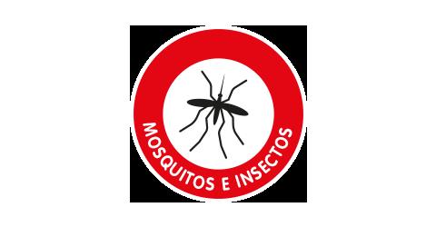 Mosquitos e insectos