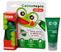 Calmatopic roll-on
